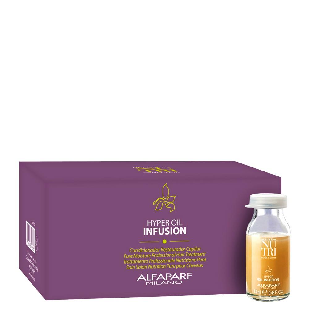 Ampolas Tratamento Alfaparf Nutri Seduction Hyper Infusion
