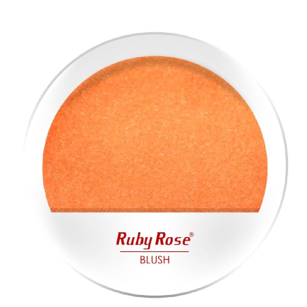 Blush Bronze Soft Ruby Rose 6104 B4 Rosto Corado e Harmônico