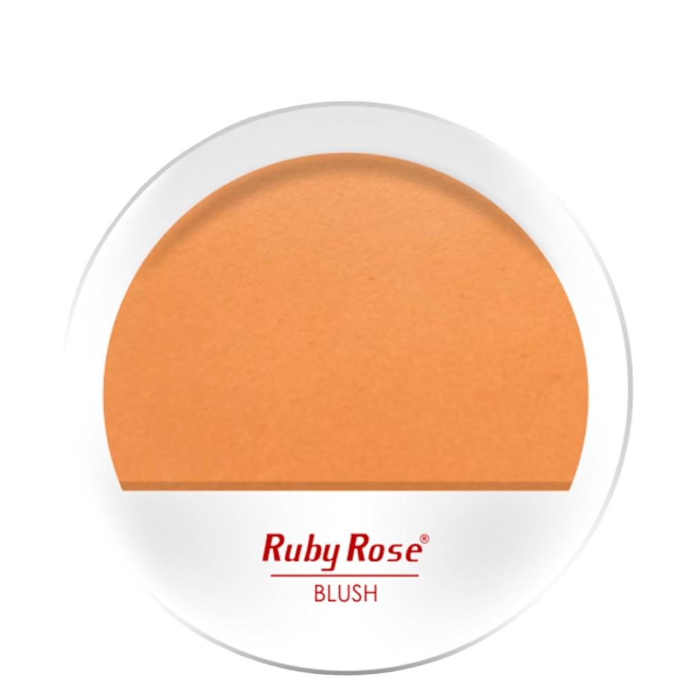 Blush Terracota Soft Ruby Rose B18 Rosto Corado Maquiagem