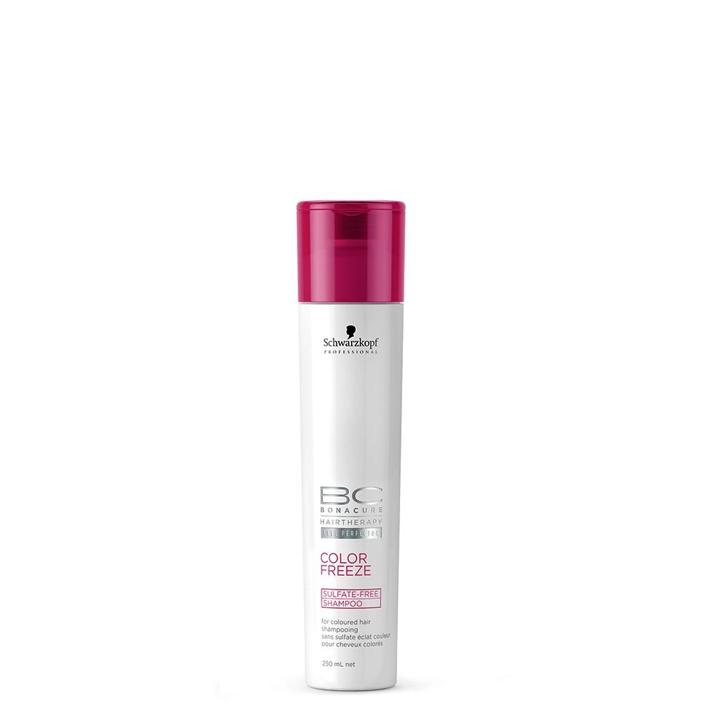Bonacure Color Freeze Sulfate-Free Shampoo 250ml