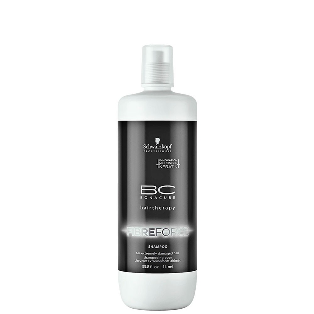 Bonacure Fibre Force Fortifying Shampoo 1 litro