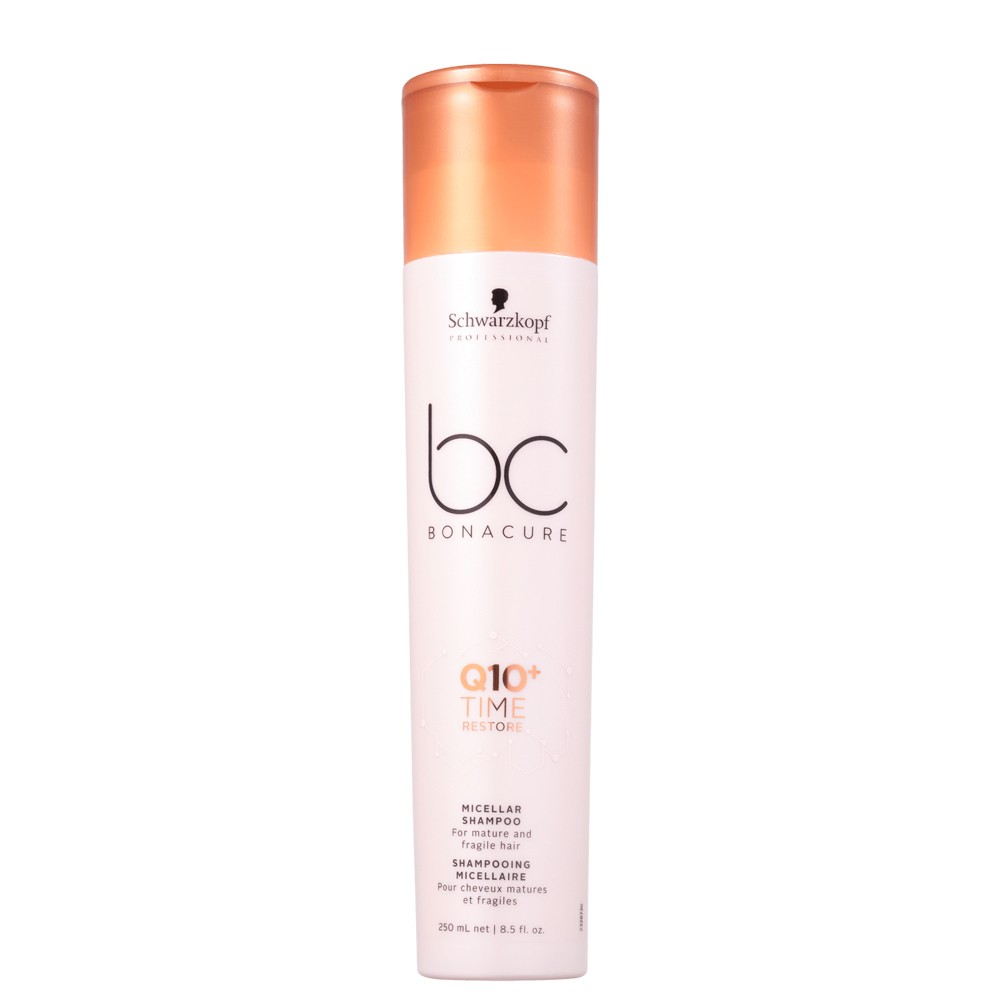 Bonacure Q10+ Restore Micellar Shampoo 250ml