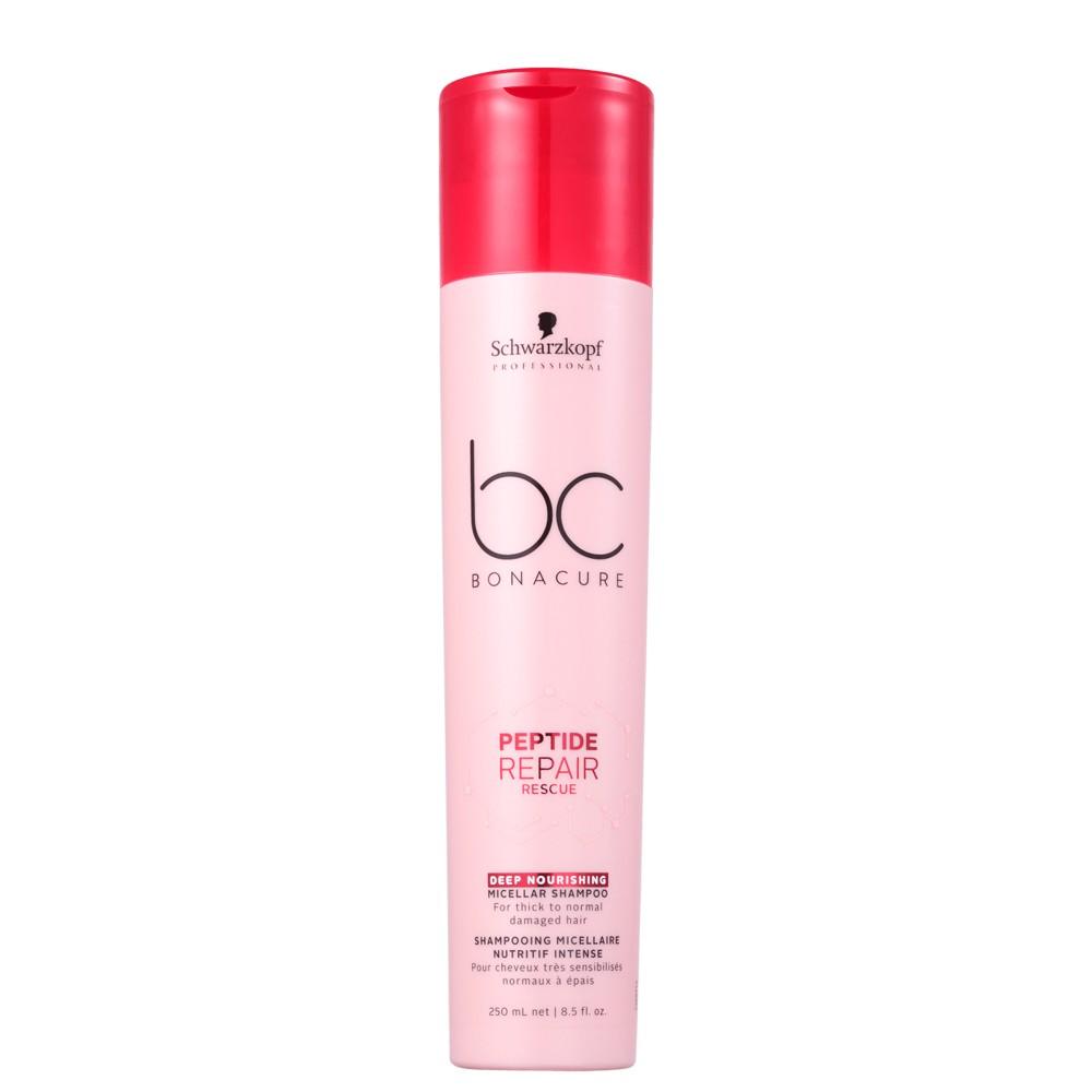 Bonacure Repair Rescue Deep Nourishing Micellar Shampoo 250ml