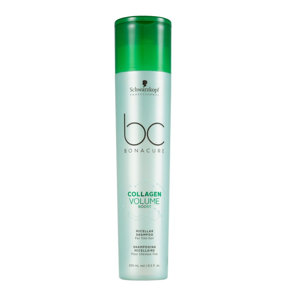 Bonacure Volume Boost Micellar Shampoo 250ml
