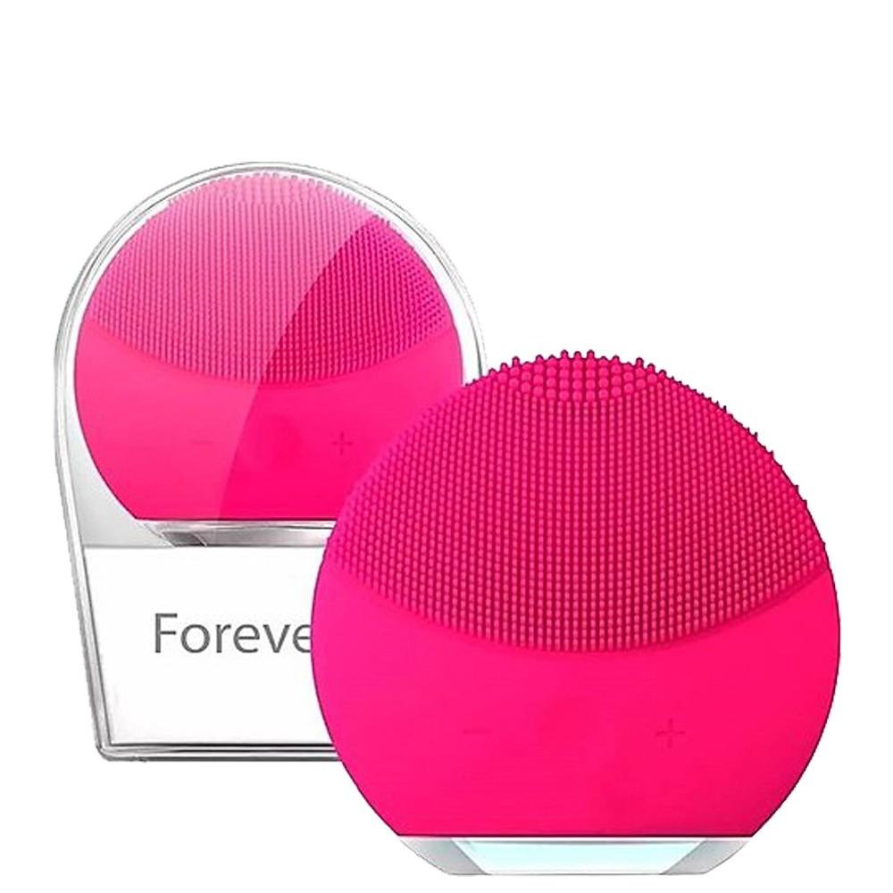 Esponja Elétrica Facial ForClean Limpa e Remove as Celulas Mortas