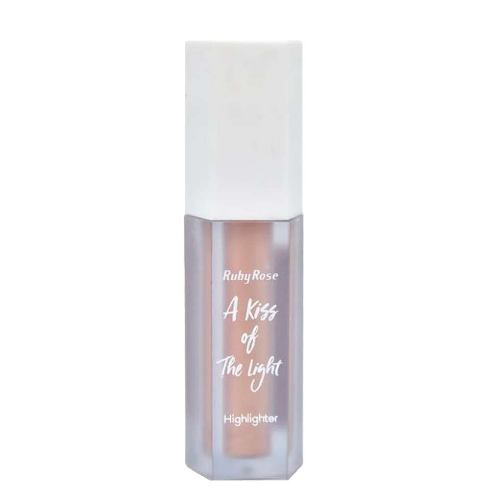 Iluminador Liquido Ruby Rose Kiss Of The Ligth 04 Rose Gold