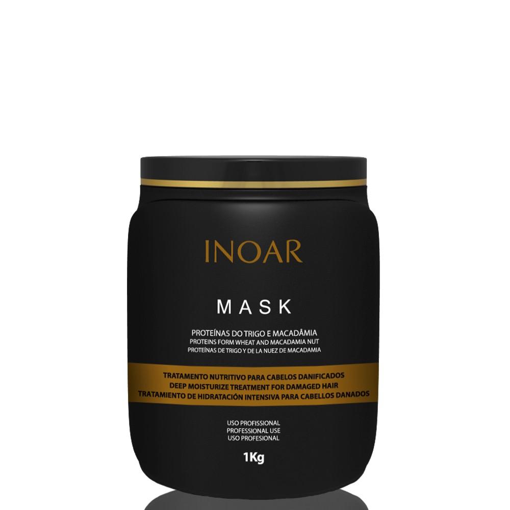 Inoar Mask Profissional Máscara de Tratamento 1000g