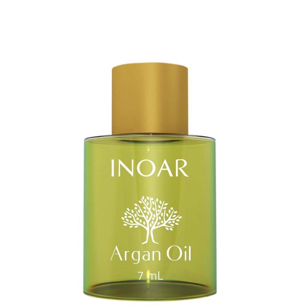 Inoar Óleo Argan Hidrata c/ Vitamina E Ômega 6 Oil System 7ml
