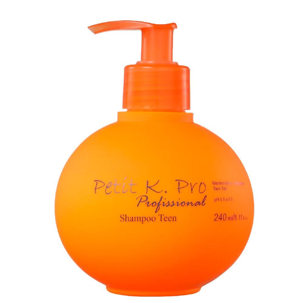 KPro Petit Kit Completo Infantil Cuidado Diário com Cabelo