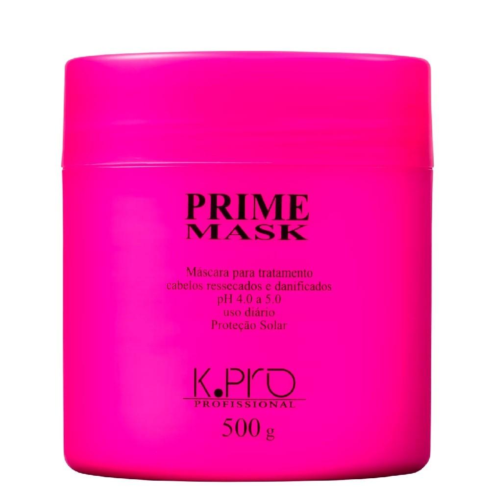 Kpro Prime Mask - Máscara Hidratante - 500G