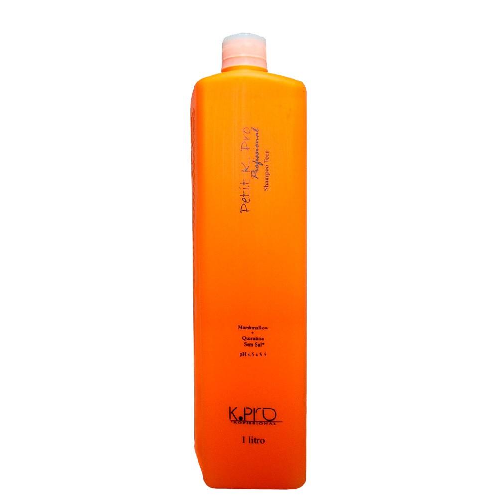 KPro Profissional Petit Infantil Shampoo Jovens Crianças 1L