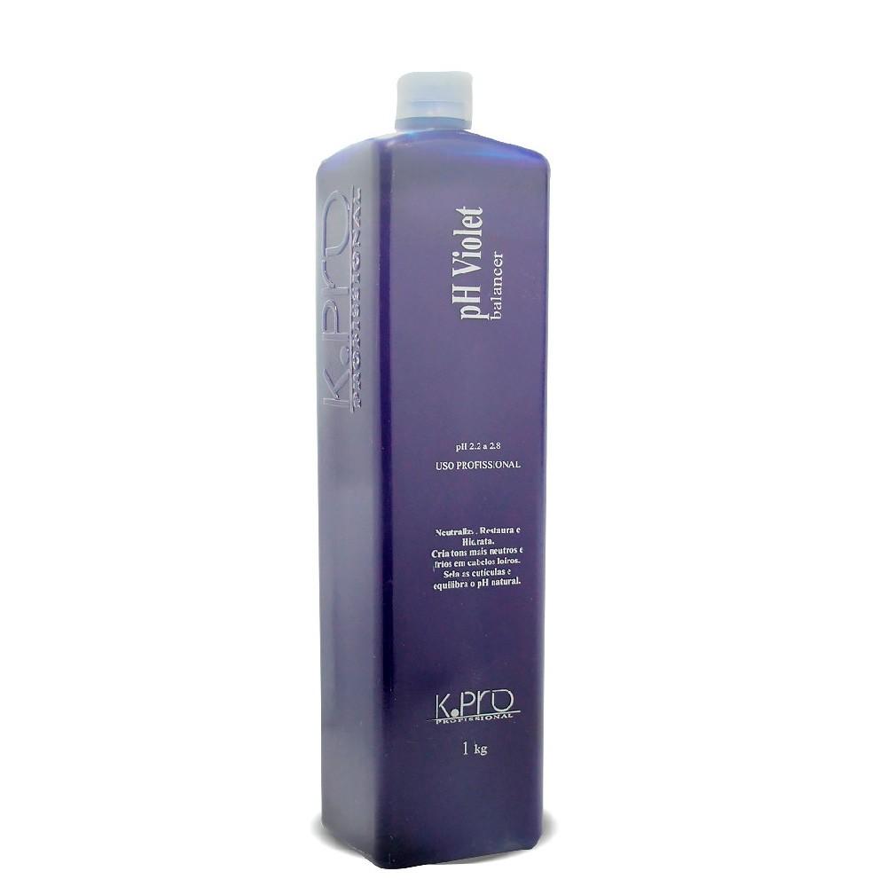 KPro Profissional pH Violet Balancer 1 Litro