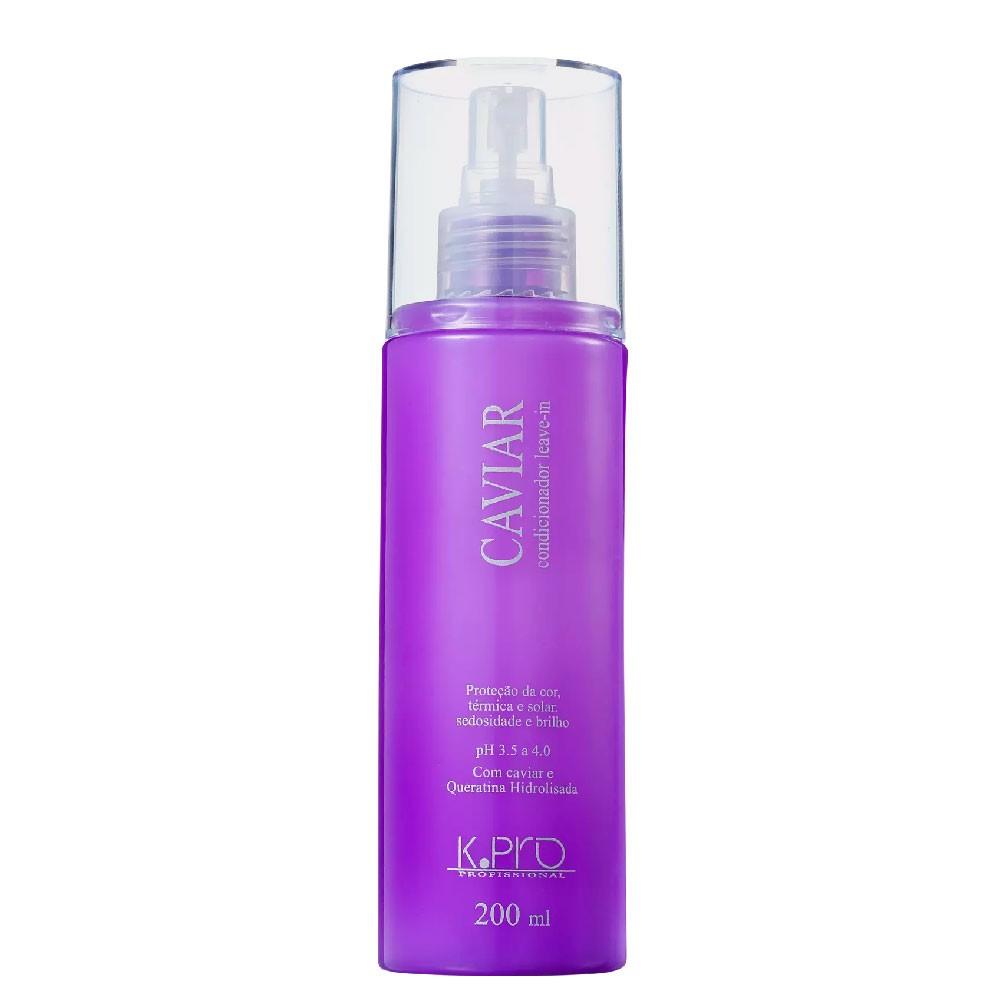 Leave-in Caviar KPro Hidratação em Spray Proteção Térmica