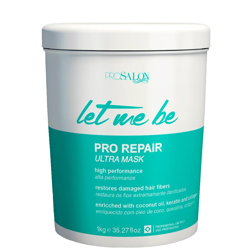 Let Me Be Botox Capilar Pro Repair Ultra Mask Reduz Volume 1kg