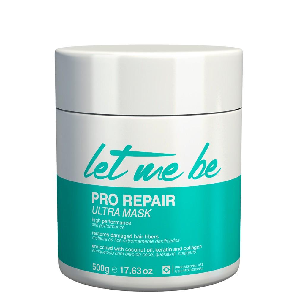 Let Me Be Btox Capilar Pro Repair Ultra Mask Reduz Volume 500 ML