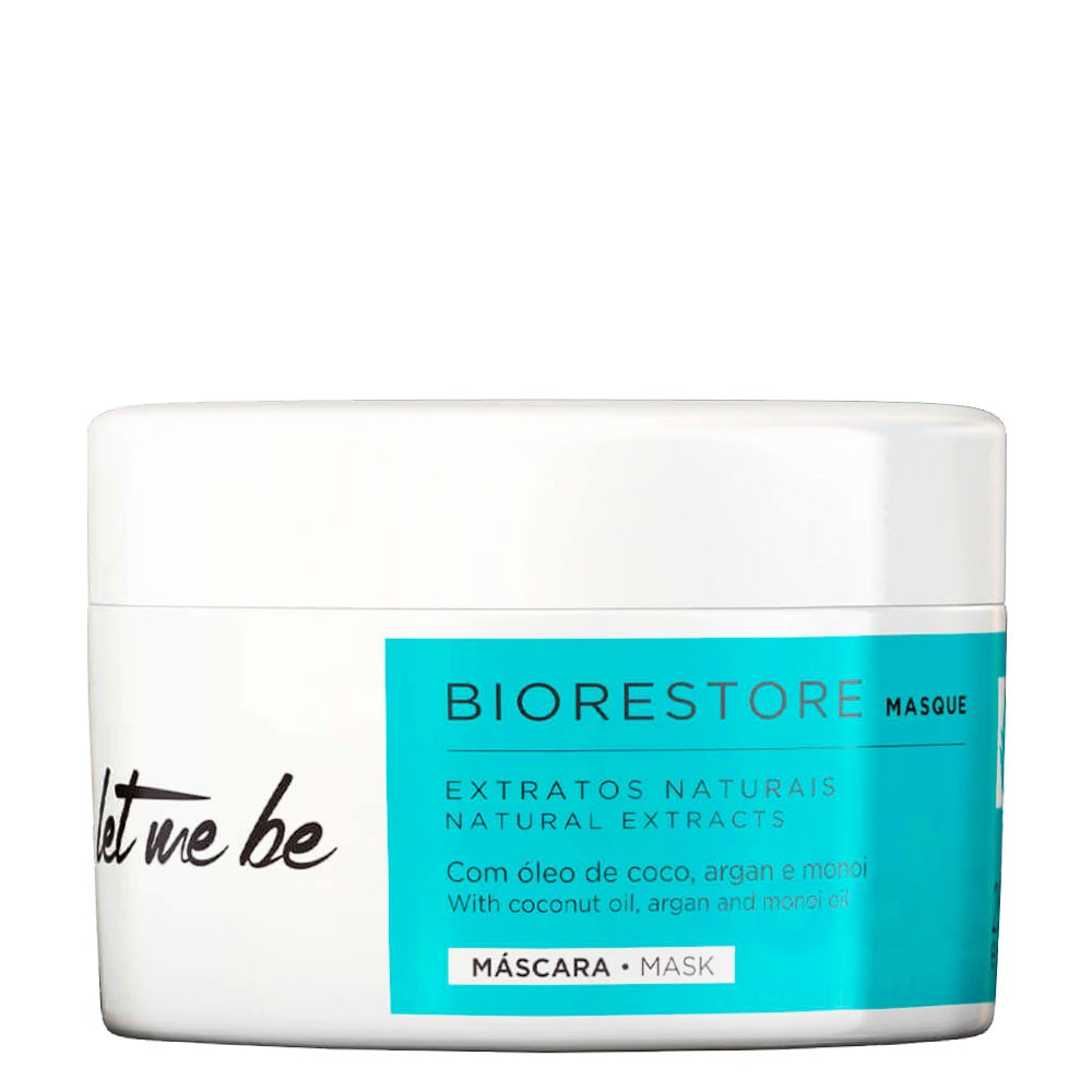 Let Me Be Máscara Biorestore Masque 250g