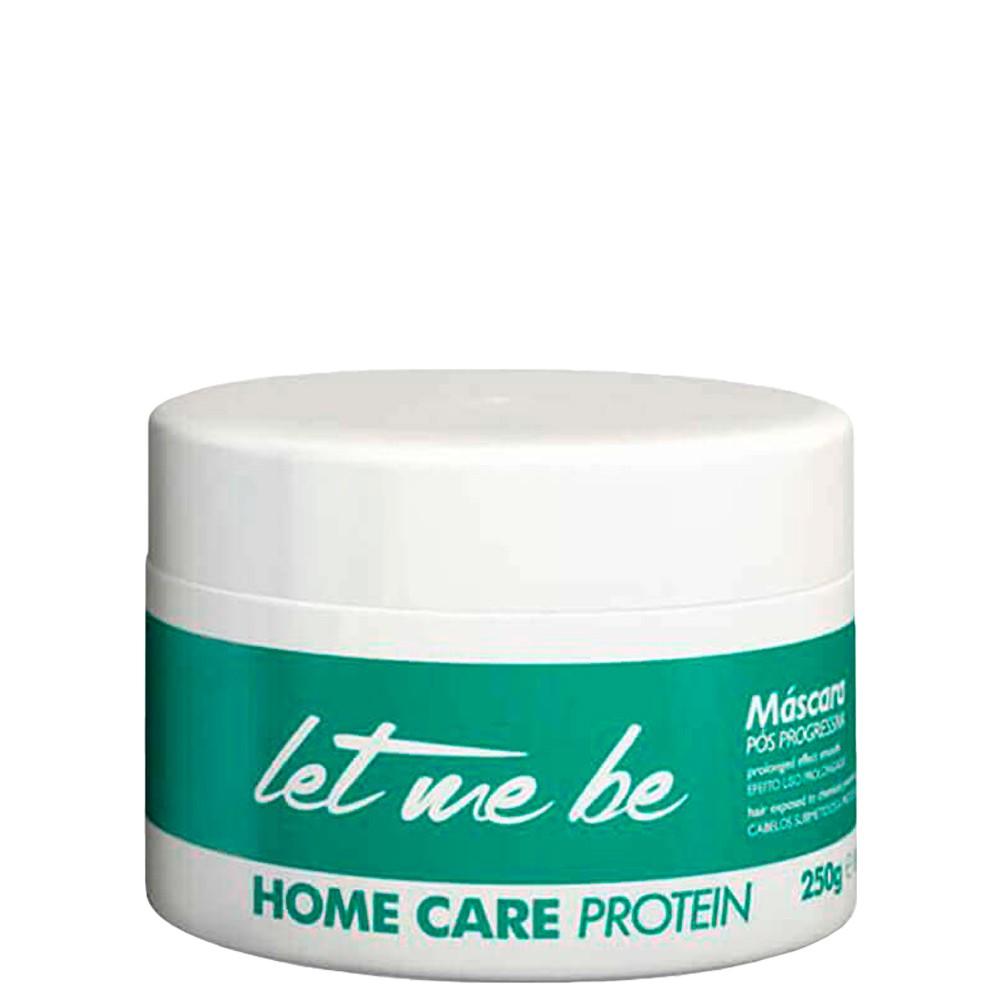 Let Me Be Máscara De Hidratação Home Care Protein 250g