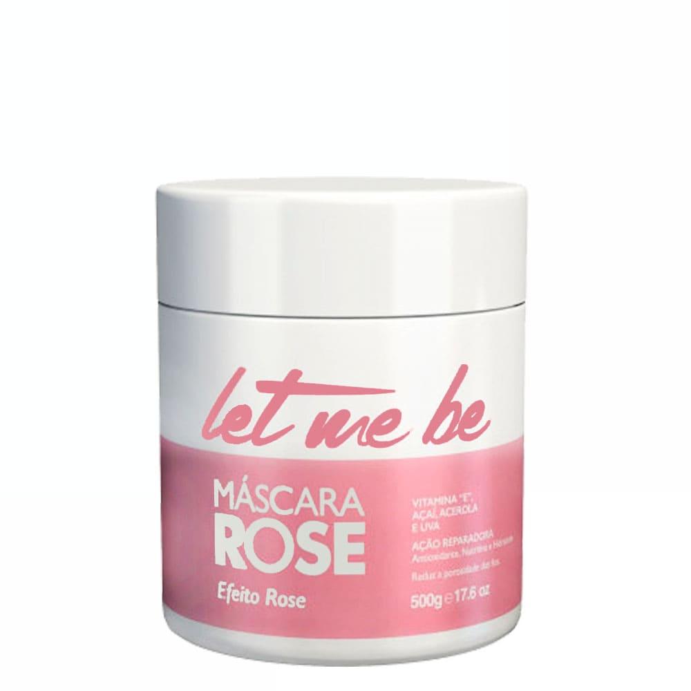 Let Me Be Máscara Matizadora Rose 500g/17.6fl.oz
