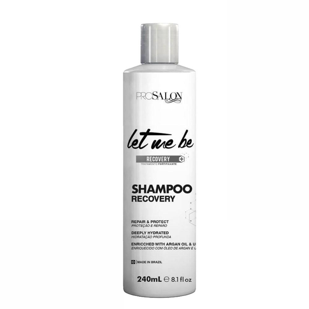 Let me Be Shampoo Recovery 240ml/8.1fl.oz