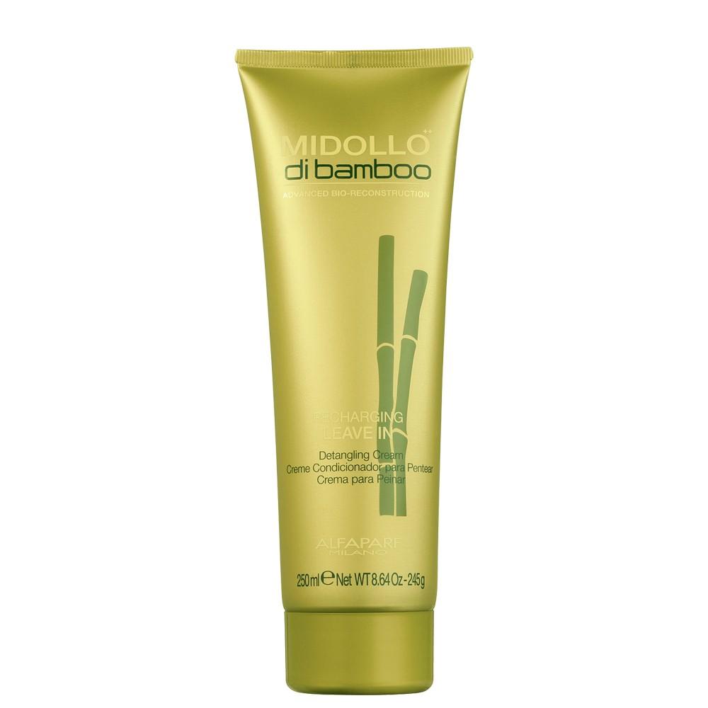 Leve-in Alfaparf Midollo Di Bamboo Creme p/ Pentear Cabelo