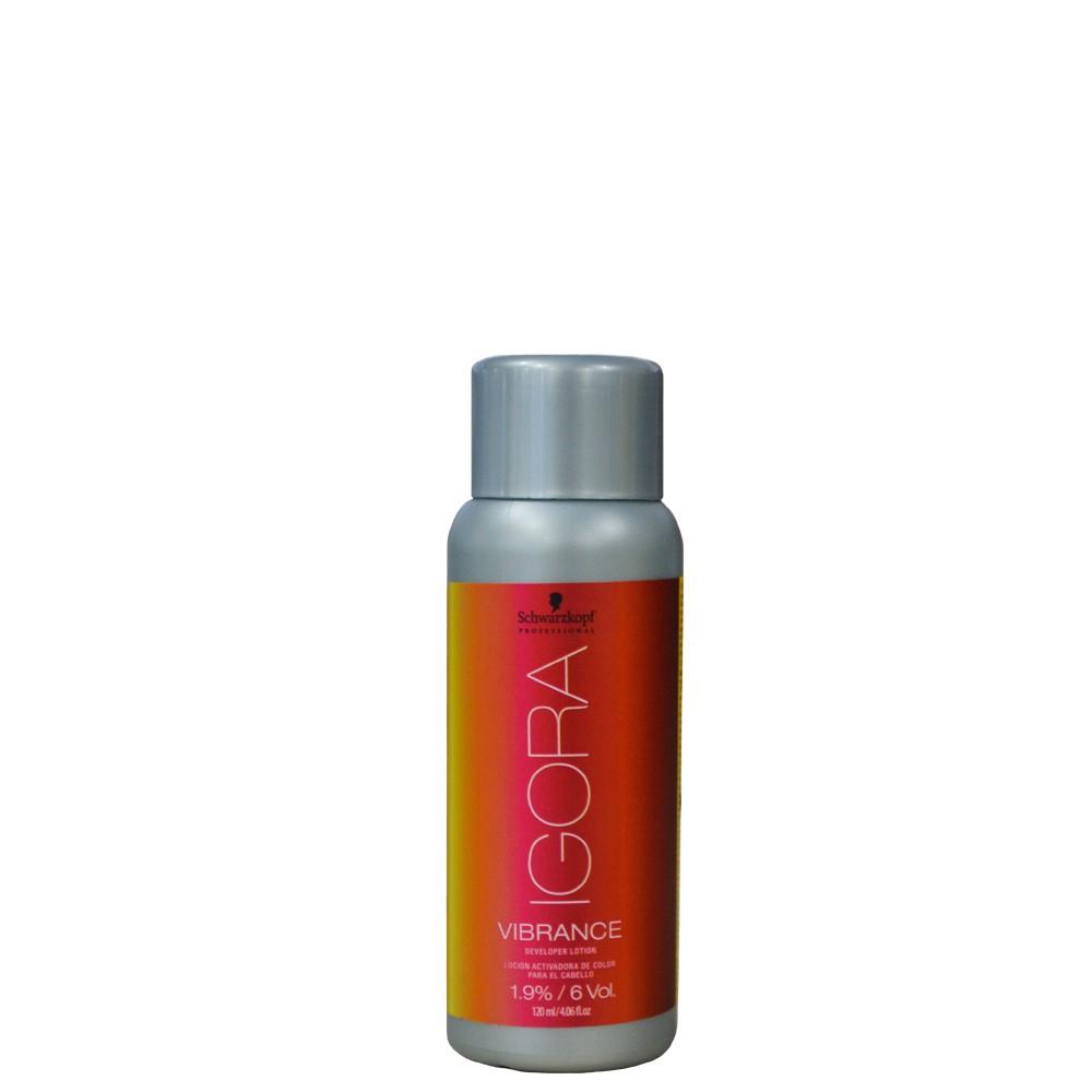 Loção Oxigenada Igora Vibrance 1,9% 6 Volumes 120ml - SCHWARZKOPF