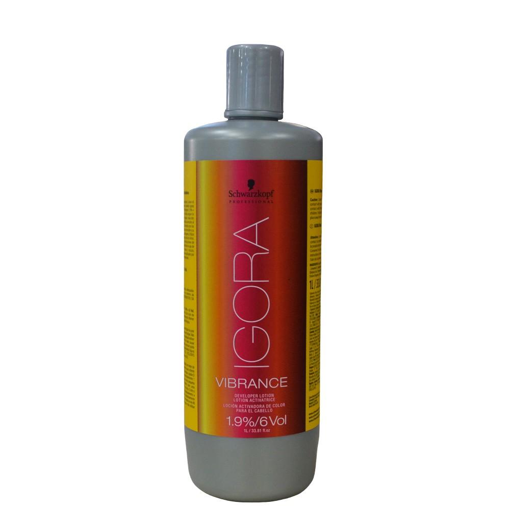Loção Oxigenada Igora Vibrance 1,9% 6 Volumes 1L - SCHWARZKOPF