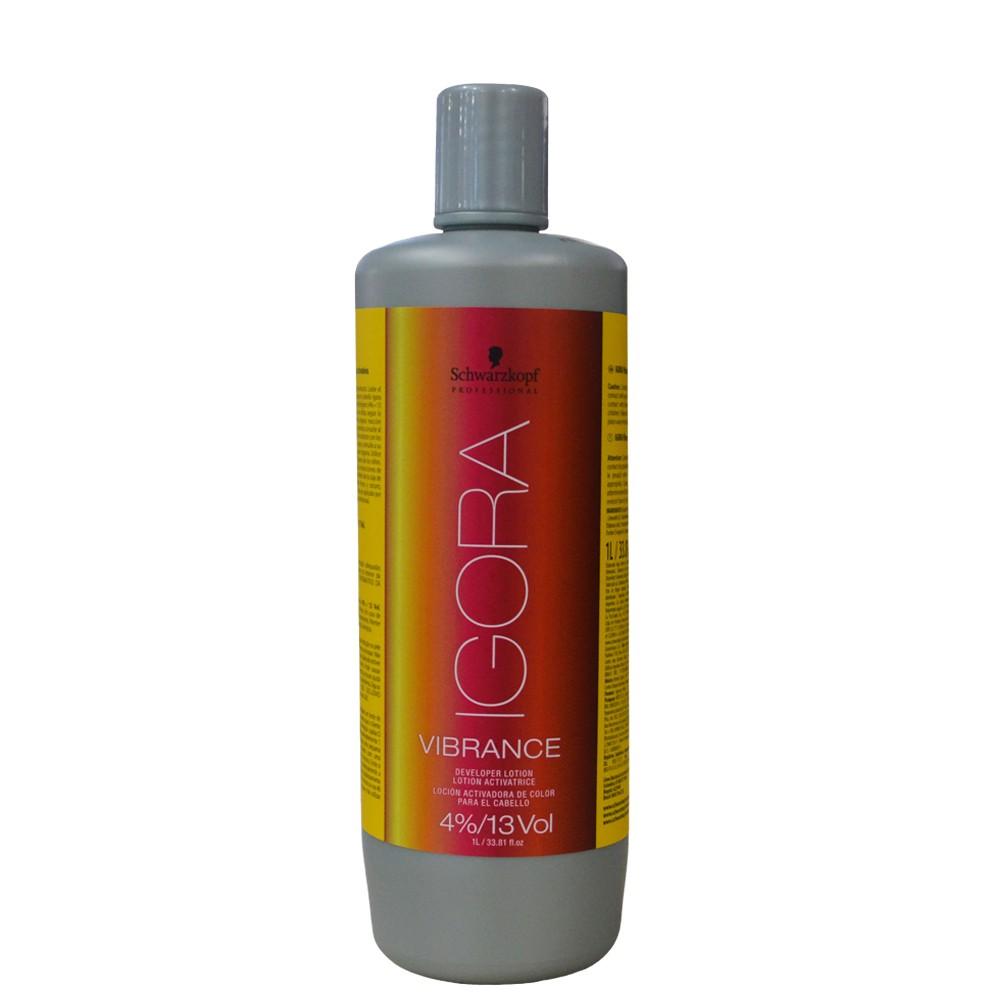 Loção Oxigenada Igora Vibrance 4% 13 Volumes 1L - Schwarzkopf