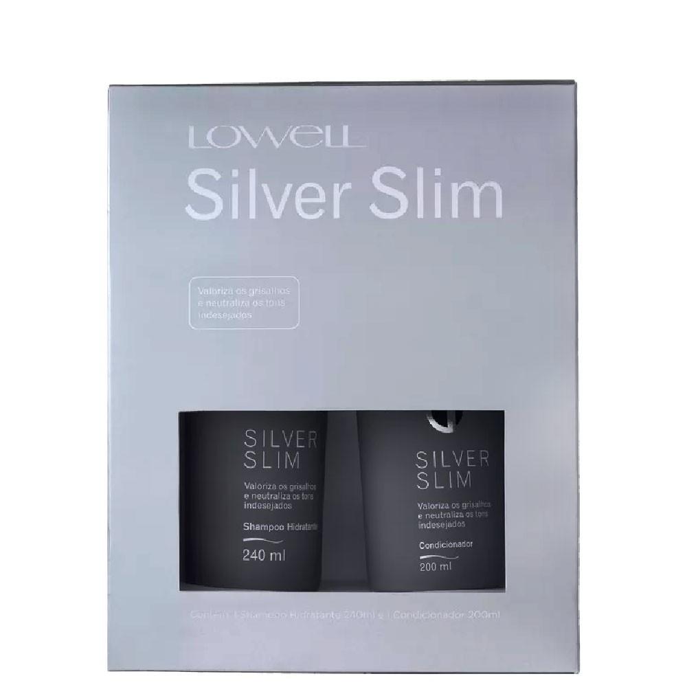 Lowell Kit Duo Silver Slim