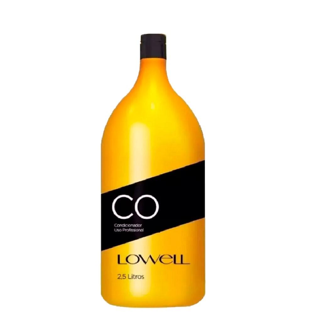 Lowell Lavatório Profissional Shampoo Condicionador 2x 2,5L