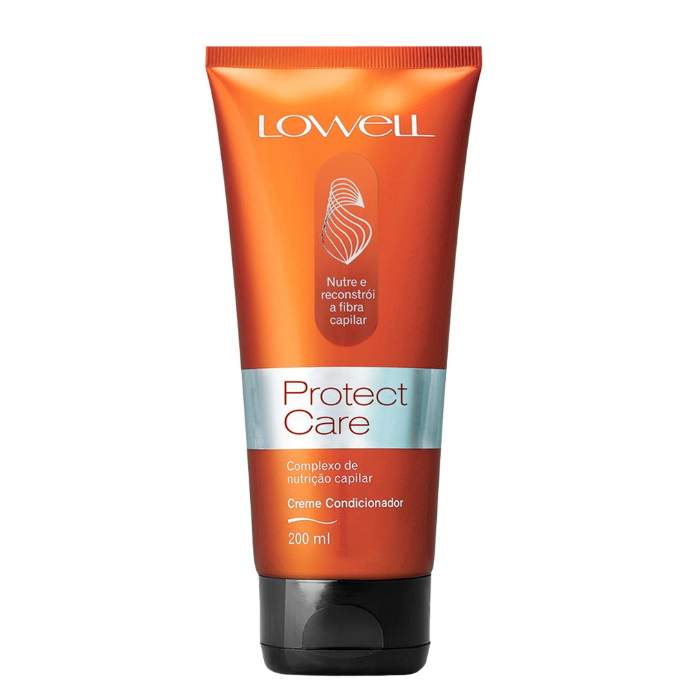 Lowell Protect Care Creme Condicionador Hidratante 200ml