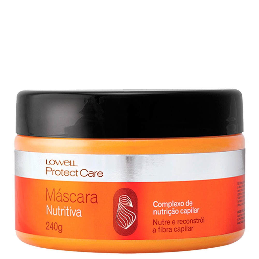 Lowell Protect Care Máscara Nutritiva 240g