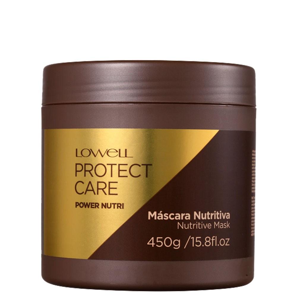 Lowell Protect Care Power Nutri Mascara Nutritiva 450g