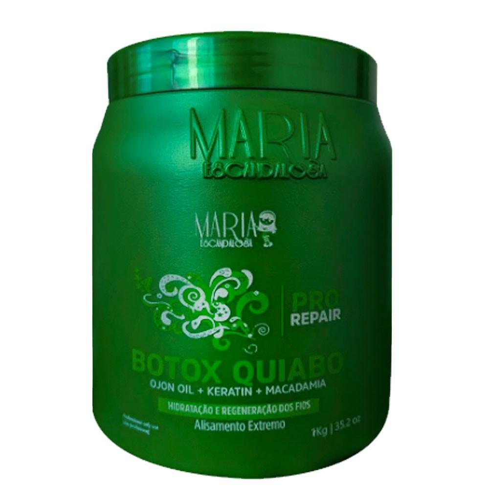 Maria Escandalosa Botox Quiabo Pro Repair 1kg/35.2fl.oz