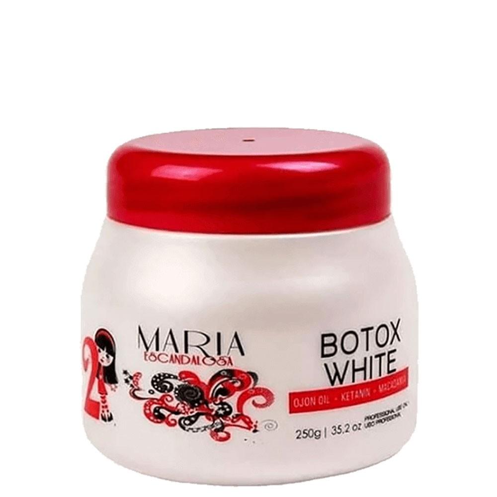 Maria Escandalosa White Botox Capilar 250g/8.81fl.oz