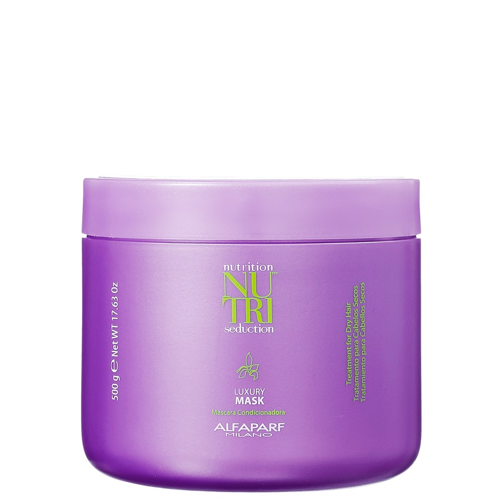 Máscara Alfaparf Nutri Seduction Luxury Mask Tratamento 500g