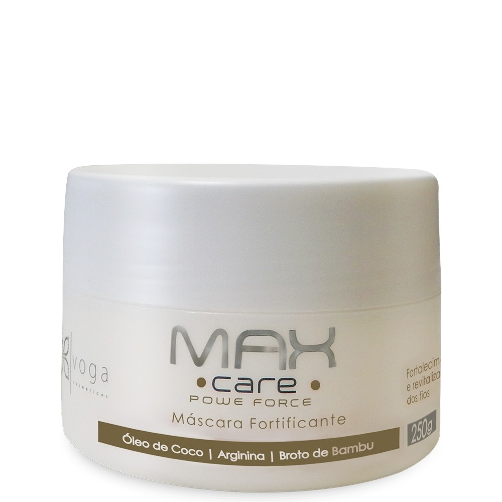 Máscara Fortificante Voga Max Care Power Force 250g