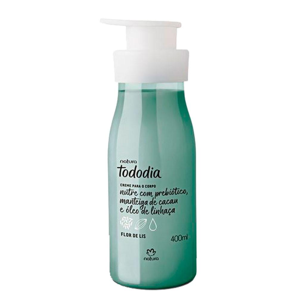 Natura Creme Desodorante Corporal Flor de Lis 400ml/13.5fl.oz