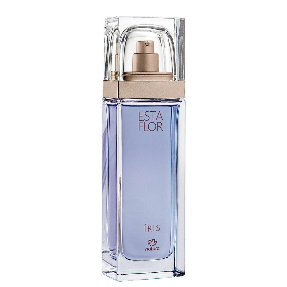 Natura Deo Parfum Esta Flor Íris Feminino 75ml