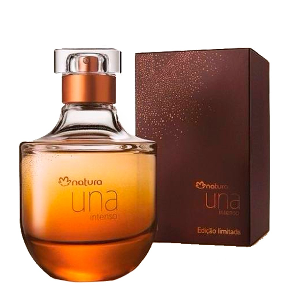 Natura Deo Parfum Una Intenso Feminino 75ml