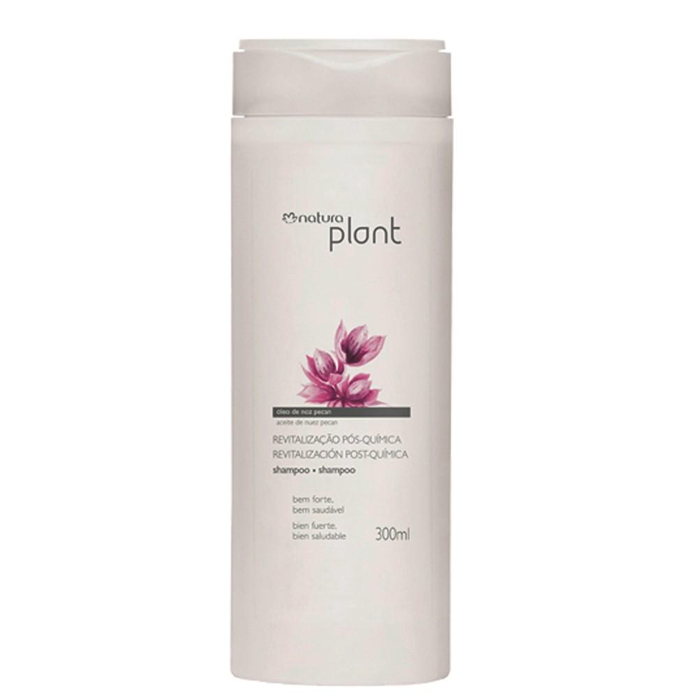 Natura Plant Shampoo Revitalização Pós-Química 300ml