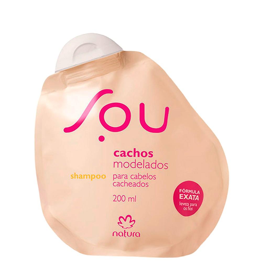 Natura SOU Shampoo Cachos Modelados 200ml
