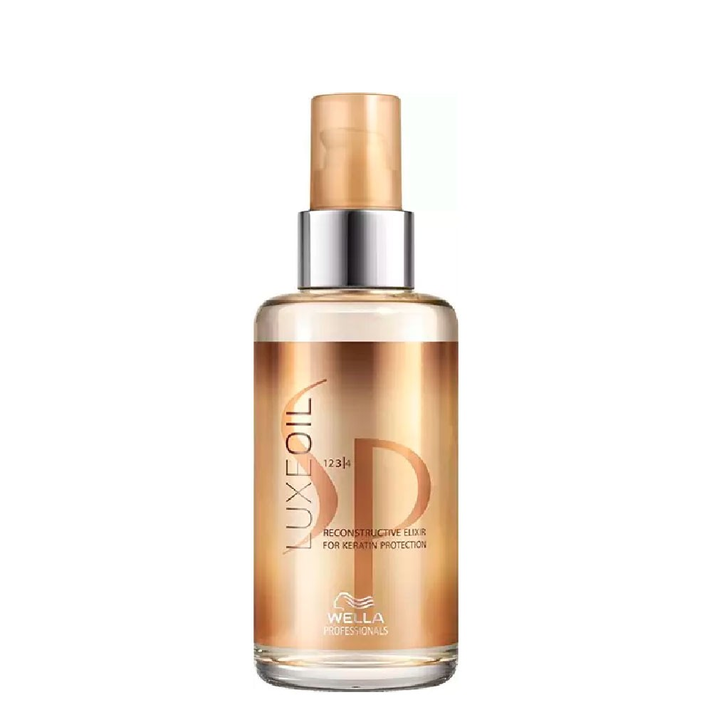 Óleo Finalizador Luxe Oil Wella SP 30ml