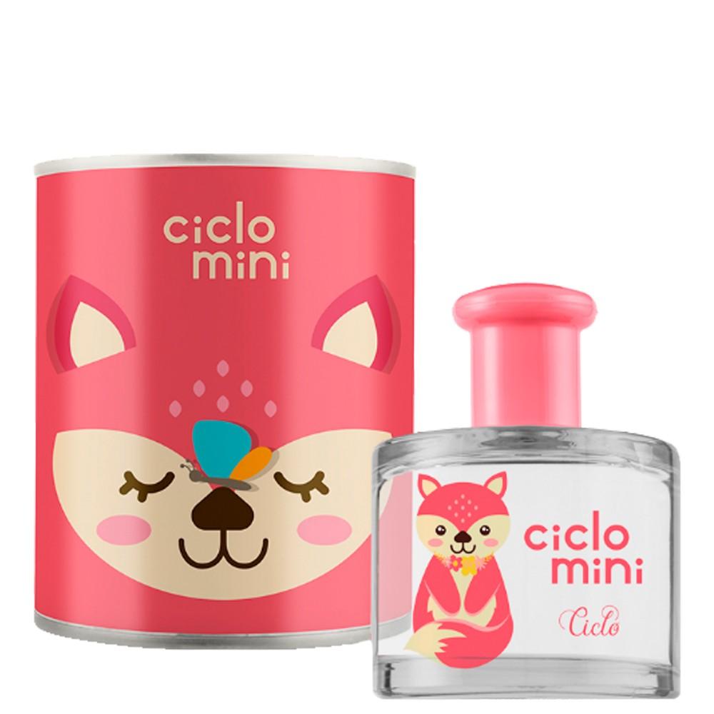 Perfume Ciclo Mini Raposete Meninas 100 ml