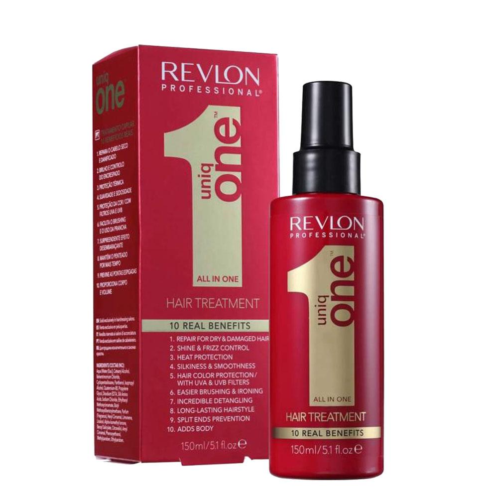 Revlon Professional Uniq One Tratamento Capilar Máscara Spray 150ml