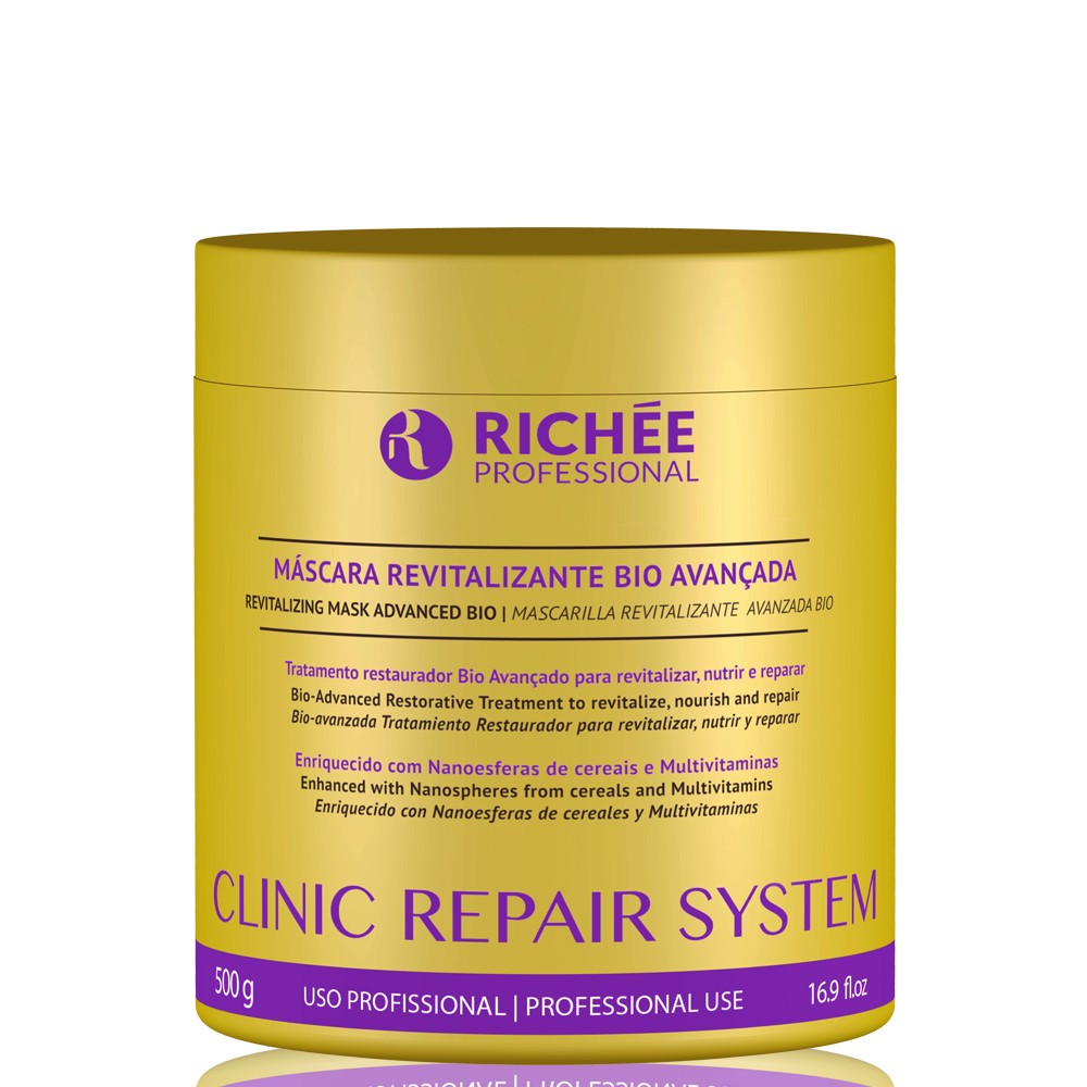 Richee Clinic Repair System Máscara Revitalizante 500ml
