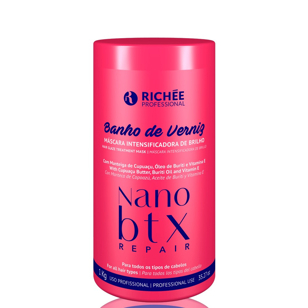 Richée Nano BTX Repair Banho de Verniz 1Kg
