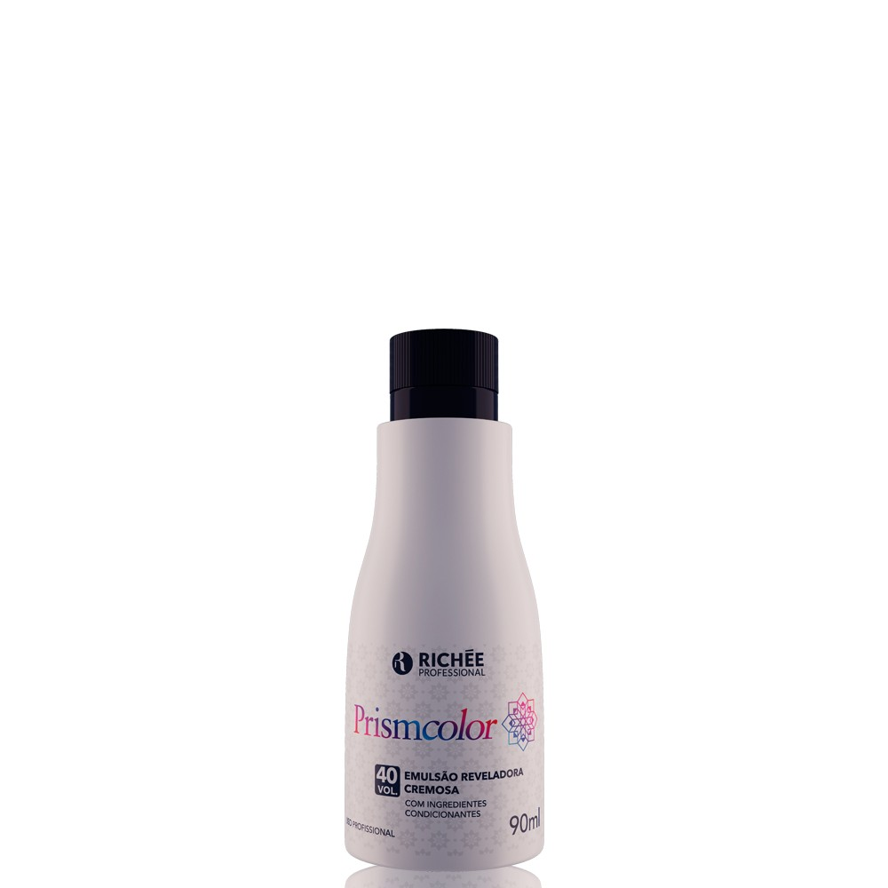 Richée Prismcolor Emulsão Reveladora Oxidante 40 Volumes 90ml