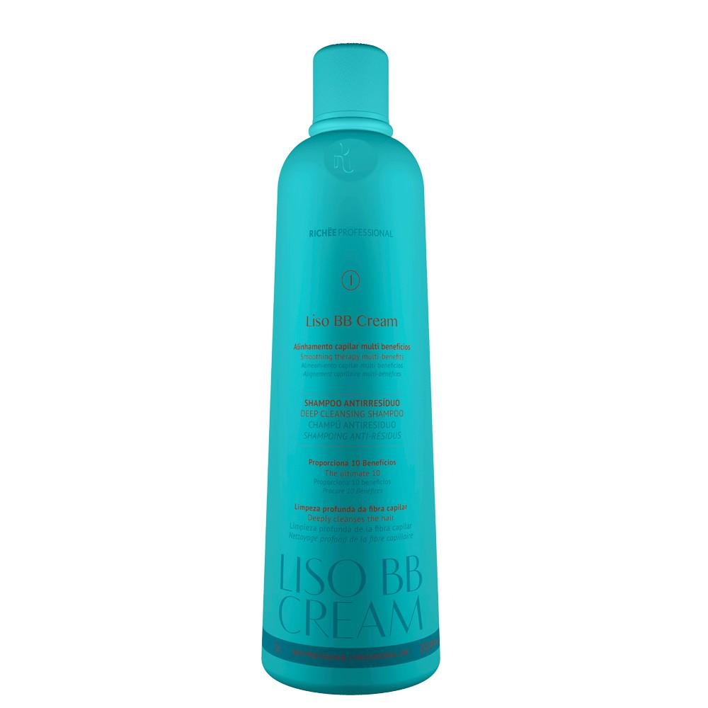 Richée Professional BB Cream Shampoo Anti Residuo 1 Litro