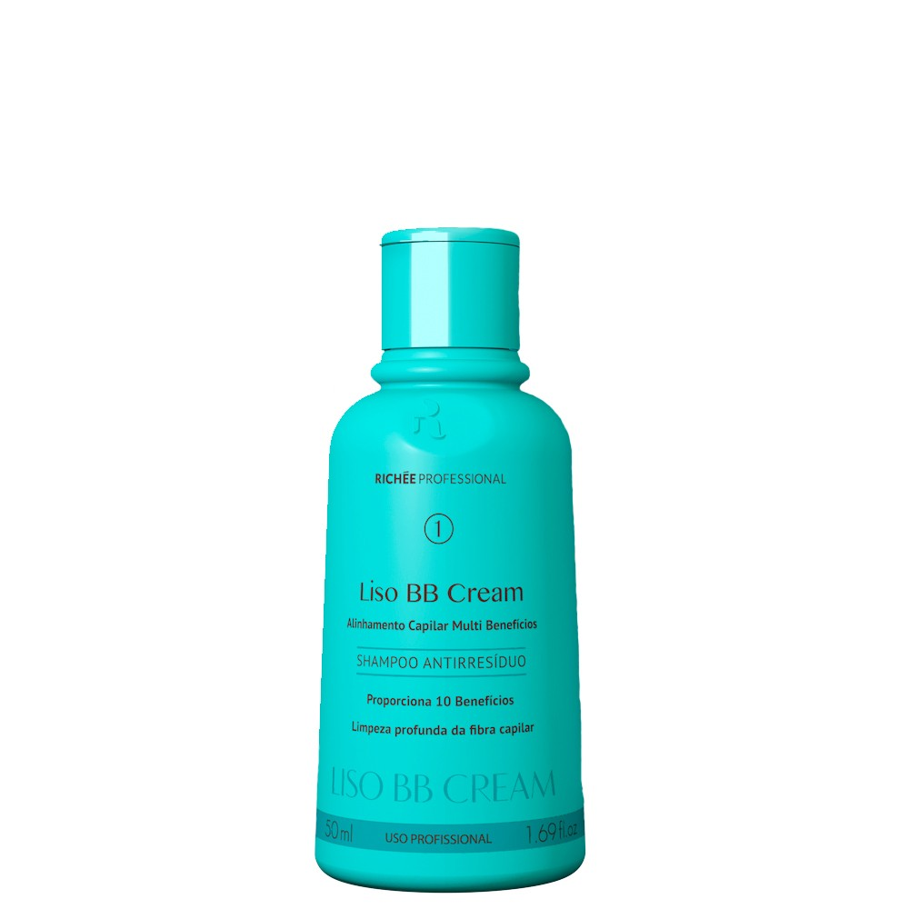 Richée Professional BB Cream Shampoo Anti Residuo 50ml