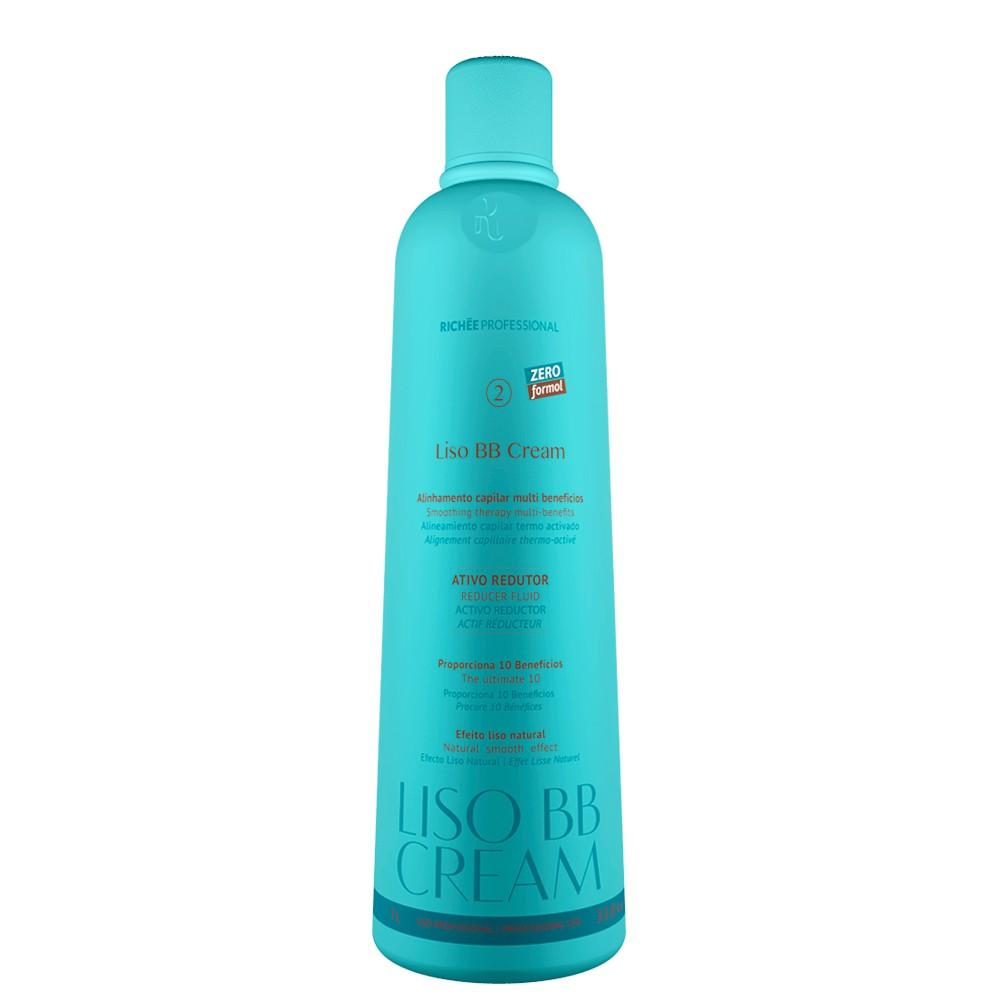 Richée Professional Liso BB Cream - Ativo Redutor 1L